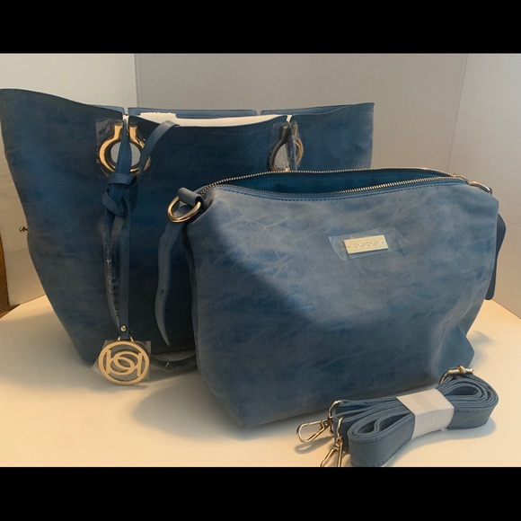 bebe Handbags - NWT! Bebe 2 in 1 Tote with Removable Inner Bag